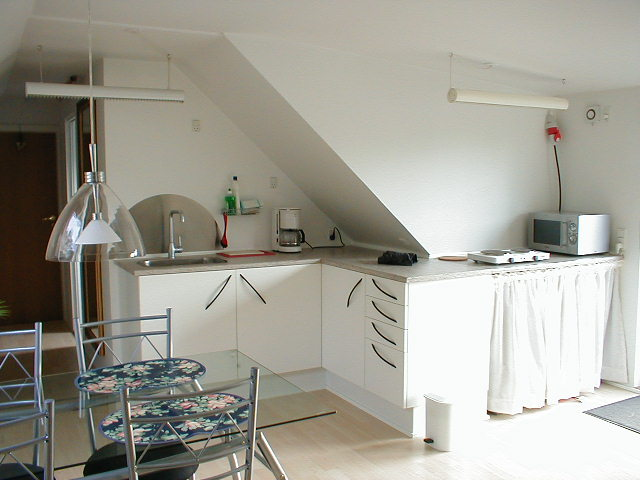 BedAndBreakfast - Common Area - Kitchen