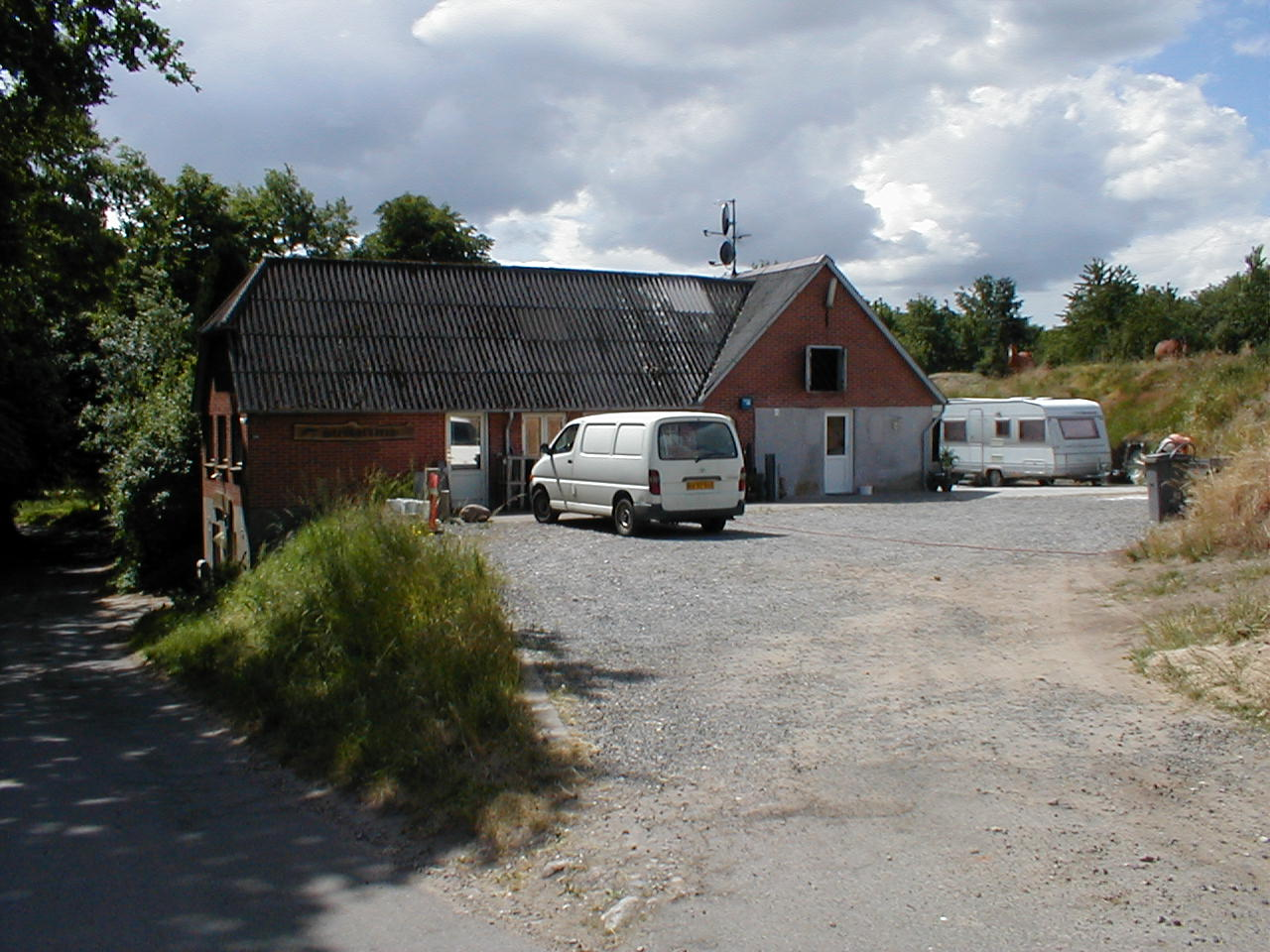 BedAndBreakfast - Surrounding - Parking